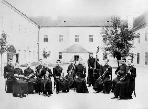 Piarista novíciusok, 1897