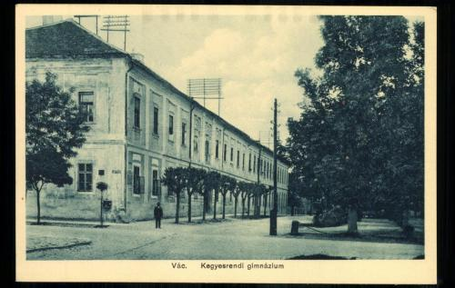Váci Piarista Gimnázium, 1920 körül