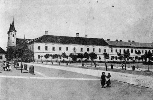 Váci Piarista Gimnázium, 1928