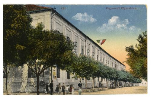 Váci Piarista Gimnázium, 1930 körül