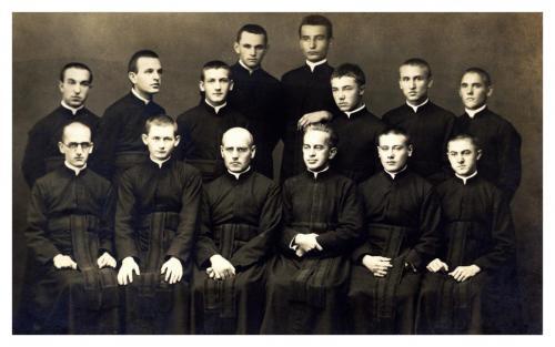 Piarista szerzetesek és novíciusok, 1932