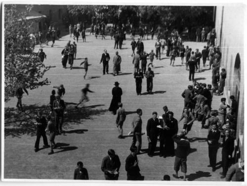 Váci Piarista Gimnázium, gimnáziumi élet, 1941